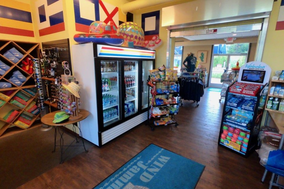windjammer marina store snacks